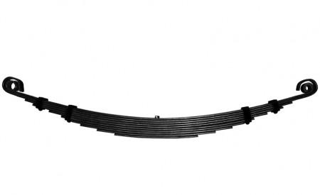 Eine Blattfeder verstärkt Vorderachse für Ford GPW mit 10 Lagen