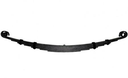 Eine Blattfeder Vorderachse für Ford GPW mit 8 Lagen