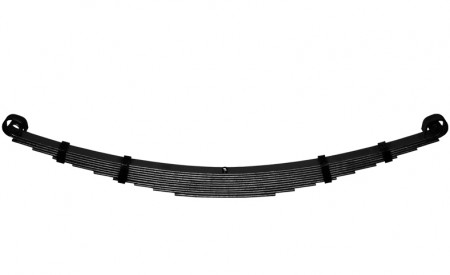 Eine Blattfeder verstärkt Hinterachse für Ford GPW mit 11 Lagen