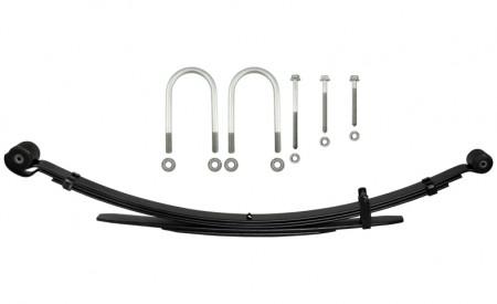 Eine Blattfeder verstärkt für VW Amarok Hinterachse + Montageset, mit 5 Lagen