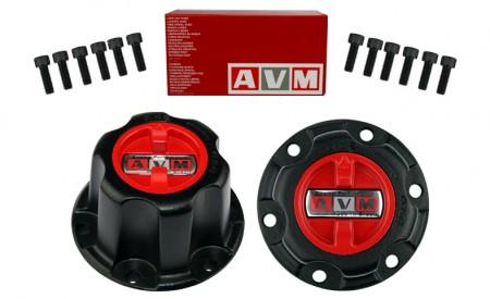 Freilaufnaben Nissan Patrol GR Y60 mit 2.8TD, 4.2D + 4.2 Benzin, von AVM 1 Paar ED