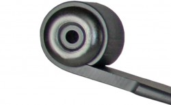 Eine Blattfeder für Ford Transit mit 1+1 Lagen, 76mm Breit, ab Baujahr 4/2006