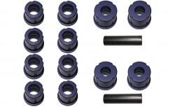 Polybuchsen passend für 2 Ford Ranger Blattfedern, Baujahre 1999-2007